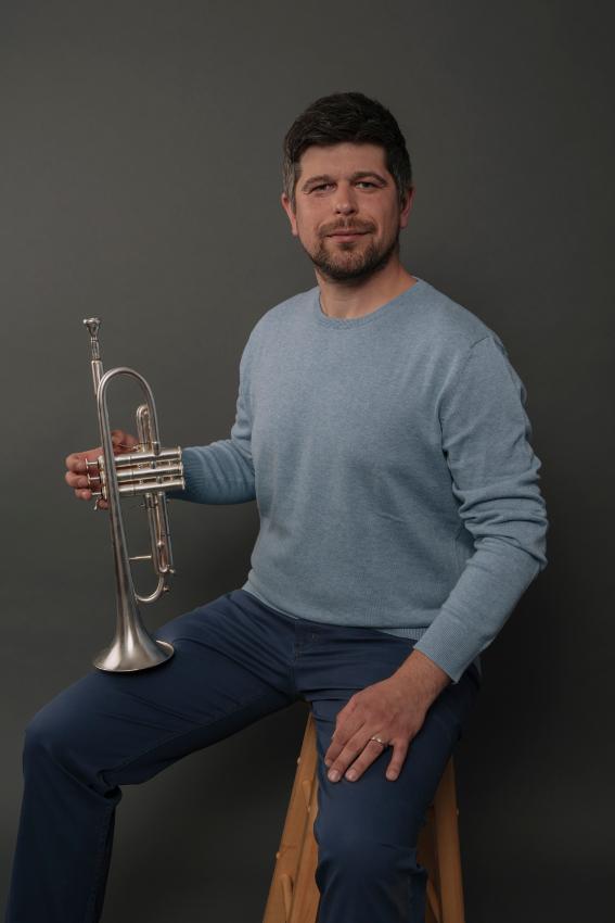 Marcin Winiecki - Trompete, Keyboard, Rock-/Popband
